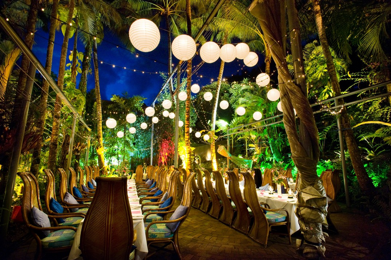 Nautilus Port Douglas Wedding Venue